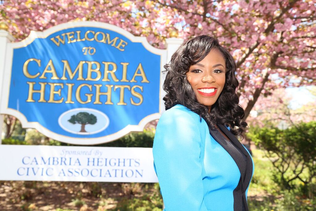 Nantasha Cambria Heights