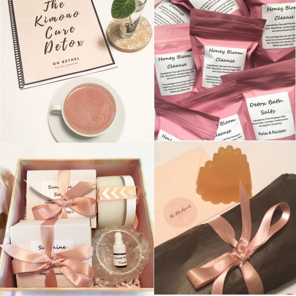 The blushprint has the blueprint for health and wellness impact the blushprint is a black woman owned business that delivers high levels of well being in lovely little bundles its owner onnie ponder malvernweather Image collections